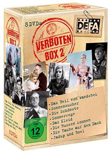Verboten - Box 2 [8 DVDs] -