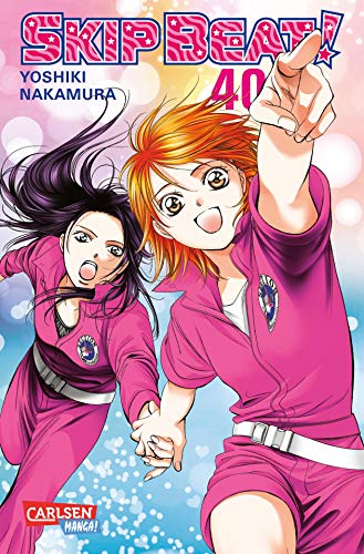 Skip Beat! 40: The show must go on! (40)