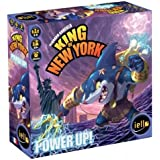 Iello - 51335 - Jeu De Plateau - King of New York - Extension : Power Up