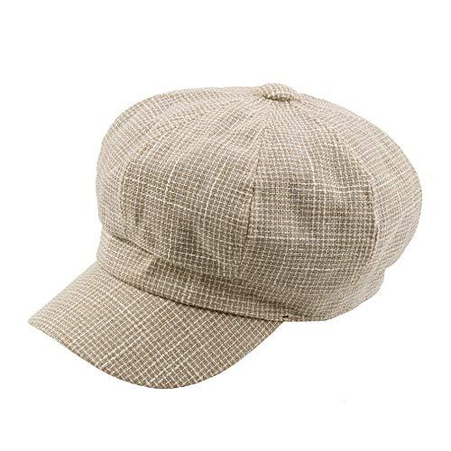 Unisex Weinlese Hut Quaan Köper Baumwolle Baseball Kappe Weinlese Nicht Einstellbar Papa Cowboy Berets Hütte