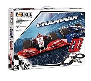 Bburago Maisto Francia-96017-Circuito de Coches-Polistil-Champion Formula Racing