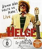 Helge Schneider - Komm hier haste ne Mark!/Live [Blu-ray]