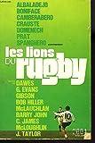 Albaladejo, boniface, camberabero, crauste, domenech prat, spanghero commentent les lions du rugby.