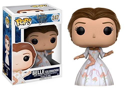 Funko Pop Bella con vestido de celebración (Bella y Bestia – Película 2017 – 247) Funko Pop La Bella y la Bestia