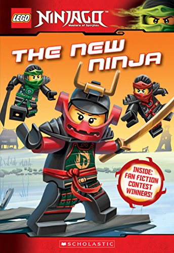 The New Ninja (LEGO Ninjago: Chapter Book #9) (English ...
