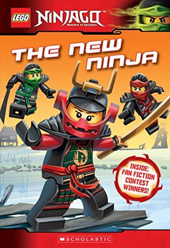 The New Ninja (LEGO Ninjago: Chapter Book #9) (English ...
