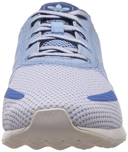 Mocassini Adidas Uomo Los Angeles, Grigio, Taglia Unica Blu