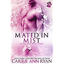 Mated in Mist (Talon Pack Book 3) (English Edition)