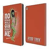 Officiel Star Trek Orion Female Personnages Iconiques TOS Étui Coque De Livre En Cuir Pour iPad Pro 9.7 (2016)