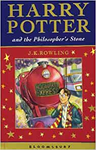 Harry potter 5 book pages