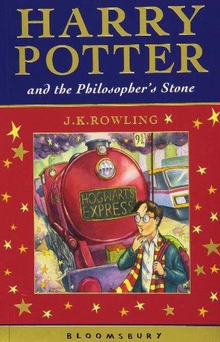 Harry potter and the philosoper's stone celebratory édition
