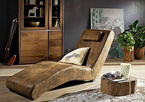 Chaise-longue/Fauteuil confort - Inspiration vintage - SPLEEN