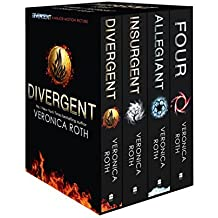 Divergent Series Box Set (books 1-4 plus World of Divergent) by Veronica Roth (2014-07-31)