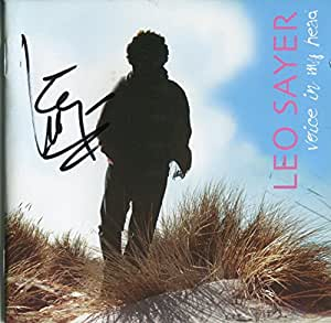 Leo Sayer signierte CD Album + Echtheitszertifikat 100% echtem