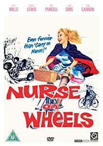 Nurse On Wheels [DVD] [1963]