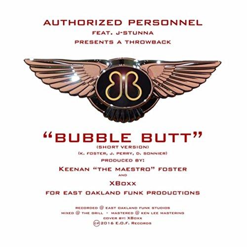Bubble Butt (Short Version) [feat. J Stunna] (Butt Shorts)