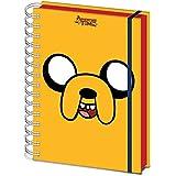 "Adventure Time SR71966 ""Jake A5 Wiro"" Notebook"