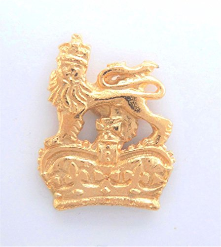 regno-unito-royal-stemma-st-edwards-crown-spilla-made-in-vero-oro-placcato-in-peltro-inglese