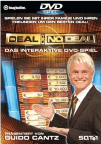 Deal or No Deal, DVD Spiel