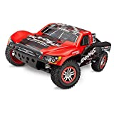 Traxxas 68086 4 Slash 4 x 4 Ma stab 1 10 4 WD Short Course Truck mit TQi 2,4 GHz Radio