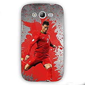 EYP Cristiano Ronaldo Portugal Back Cover Case for Samsung Grand Neo