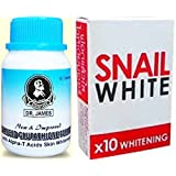 Dr. James Capsules with Snail White Soap 70g