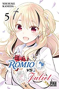 Romio Vs Juliet Edition simple Tome 5