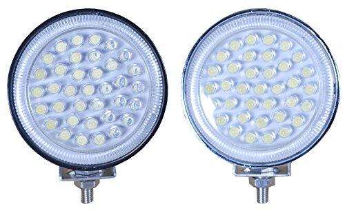 Preisvergleich Produktbild motoeye 2Pcs 36LEDs Arbeitsleuchte Offroad Flutlicht fahren Lampe Spot Lampe Lkw SUV UTE 4WD Boot 12V 24V