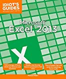 Microsoft Excel 2013 (Idiot's Guides)