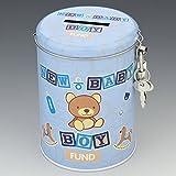 Geschenk für Baby Boy New Baby Boy Fonds Zinn