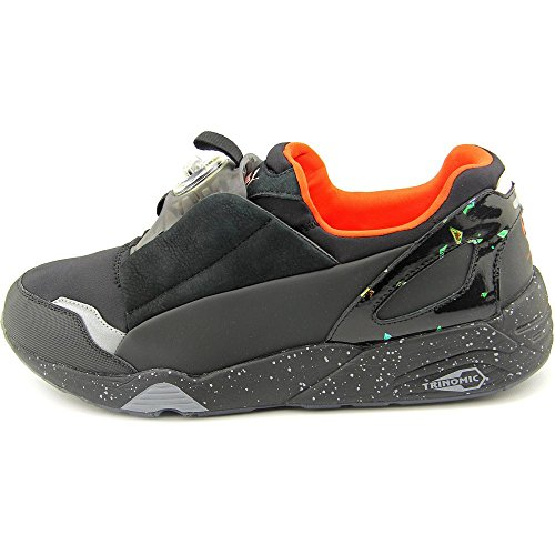 Alexander McQueen By Puma MCQ Disc Black Hommes Synthétique Baskets Black-Black-Orchid Pink