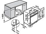 Miele G 4203 SCU CLST lavastoviglie Sottopiano 14 coperti A+
