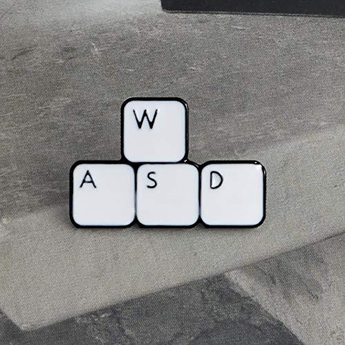 Zoom IMG-1 lfdhz tastiera wasd wsad perni