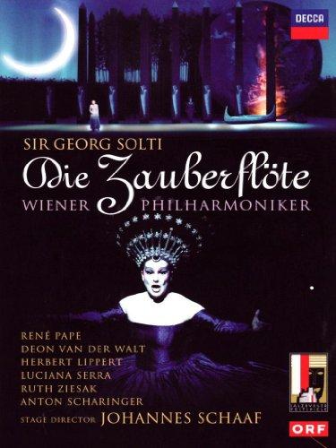 Bild von Mozart, Wolfgang Amadeus - Die Zauberflöte [2 DVDs]