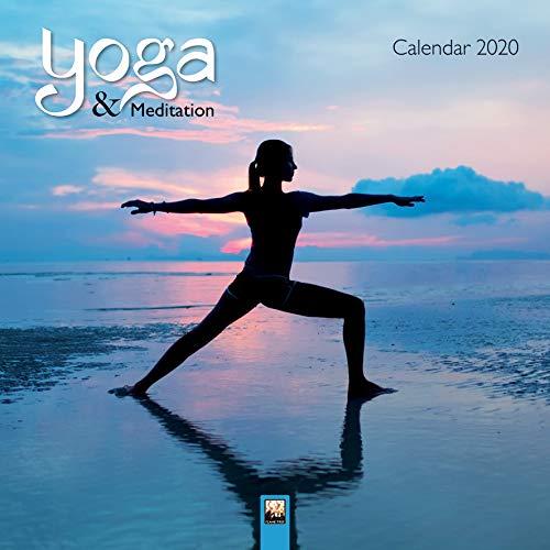 Yoga & Meditation 2020 Calendar