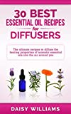 Essential Oil Recipes for DiffusersToday only, get this Amazon bestseller for just $0.99. Regularly priced at $2.99.Here Is Why You Should Be Using a DiffuserUsing Natural Oils instead of store bought fragrances is Healthier Diffuse while you travel ...