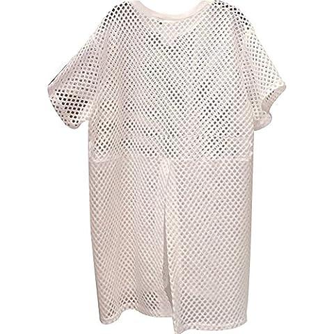 Tidecc -  T-shirt - A quadri - Donna