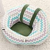 Gugutogo Bewegliche Größe Bequeme neugeborene Baby-Säuglings-Baby-Dining Mittagessen Stuhl-Sitz