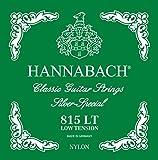 Hannabach 652772 Série 815 ProfiPack de Cordes pour Guitare Classique Silver Special