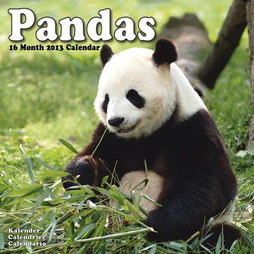Pandas 2013 por Avonside Publishing