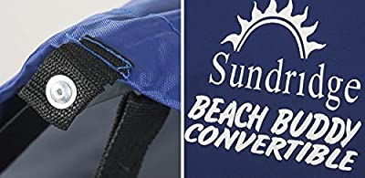 Sundridge - Beach Buddy Convertible Shelter from Daiwa