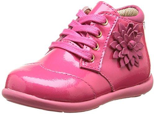 Mod8 Lison, Chaussures Bébé marche bébé fille Rose (Fuchsia)