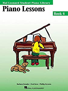 Hal Leonard Student Piano Library: Book 4: Piano Lessons
