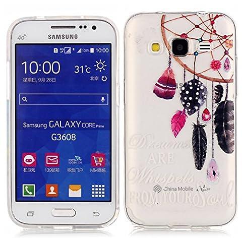 AYASHO® Samsung Galaxy SM-G360 SM-G361 Hülle , Ultra Slim TPU