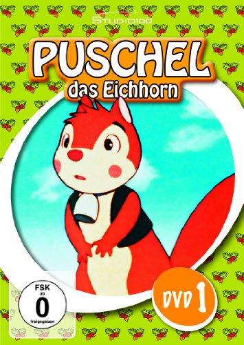 Puschel, das Eichhorn - DVD 1