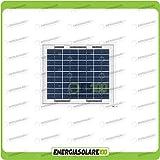 Panel Solar Fotovoltaica Policristalinos 5W 12 V