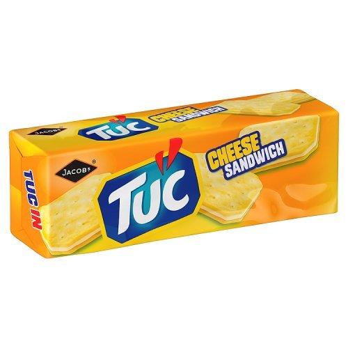 Tuc Cheese Sandwich Crackers 150g