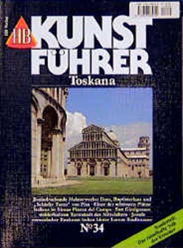 HB Kunstführer, Nr.34, Toskana