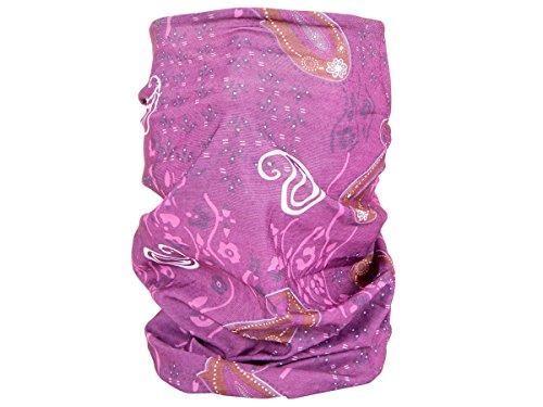 Foulard fazzoletto da collo sciarpa funzionale multiuso scaldacollo tubolare leggero