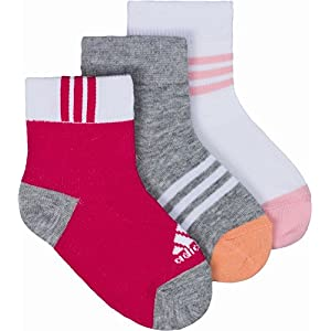Adidas LK ANKLE 3PP MGREYH/WHITE/LTPINK/